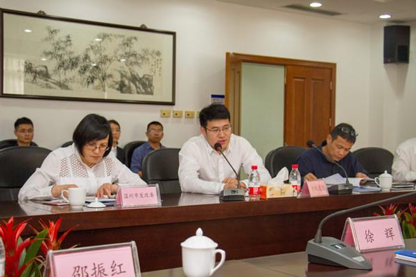 国家产教融合调研组来温指导工作