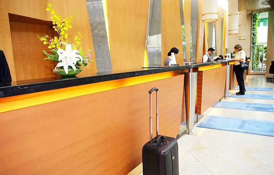 申瓯宾馆管理系统软件