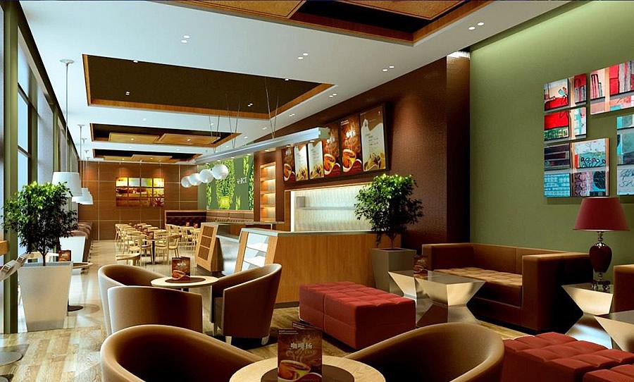 申瓯咖啡厅管理系统软件